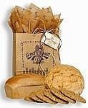 Bread Mix in a Bag as a Gift