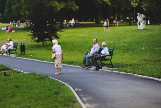 Walking is the perfect exercise for any senior. There is no equipment and you get the benefit of fresh air