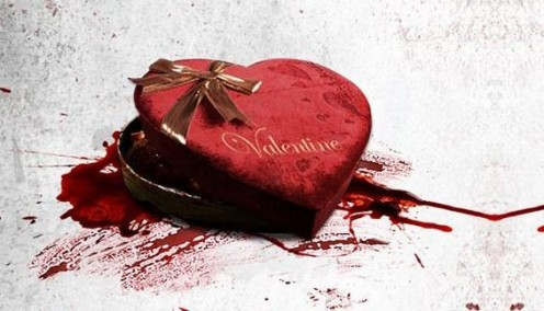 We Kissed the Blood - A Valentine Horror