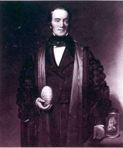 Robert Owen And Conan Doyle About Dinosaurs