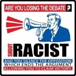 Race Debate: How Labels and Name-Calling Destroy Civilized Discourse