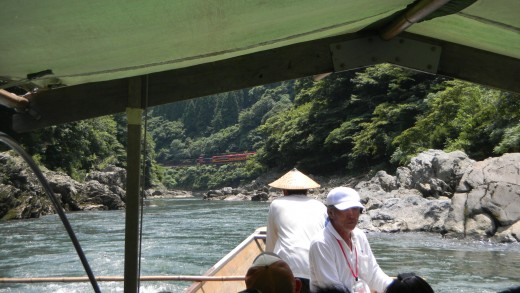 The Hozugawa River Cruise