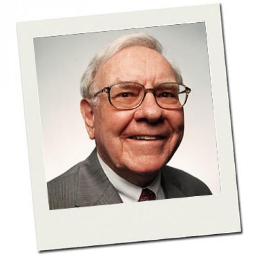 Warren Buffett, the Top Richest