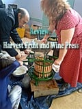Review: Harvest Fruit and Wine Press and the Delights of