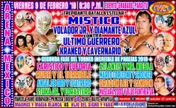 CMLL Super Viernes: Los Ingobernables de Terrible!