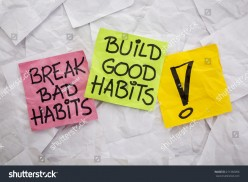 How to Form Good Habits