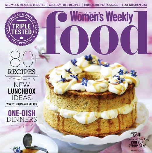 So many women's magazines are crammed with articles on nutrition interspersed with recipes for tempting desserts. It's a perfect setup for getting you hooked on dieting while keeping you hooked on sweets.