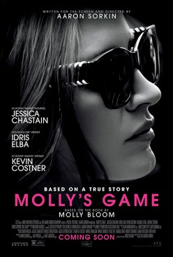 High Stakes For One And All: Molly's Game
