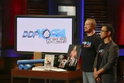 DDP Yoga did not make the bang it was supposed to in Shark Tank.