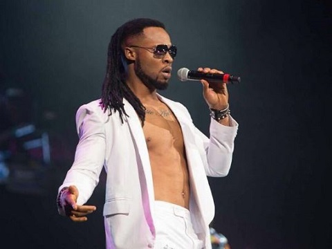 Flavour N'abania, a Multi-Instrumentalist Singer and