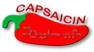 Capsaicin cream is made from the heat activating agent in chili peppers.