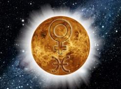 Venus Into Pisces