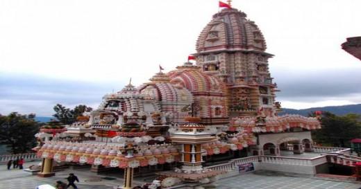 Shiva Temple at Jatoli