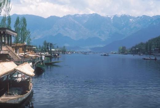 Wular Lake, Srinagar