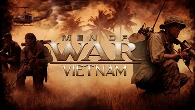 (cc image, Men of War: Vietnam poster) - We Are the Legions of Vietnam War Entertainment Adorers - How About You?