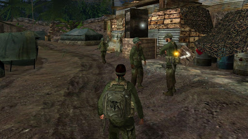 (cc image, Conflict: Vietnam, PS2 game) - Inspiration for the Next Call of Duty Title, Set for Launch Later This Year in 2018 - The Vietnam War Story