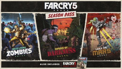 "(cc image, Far Cry 5 Season Pass DLC Poster) - Middle Image, Our Sole Incentive for a Vietcong Zombies in a Fully Fledged, Fully Committed Call of Duty ""Vietnam"" Game"