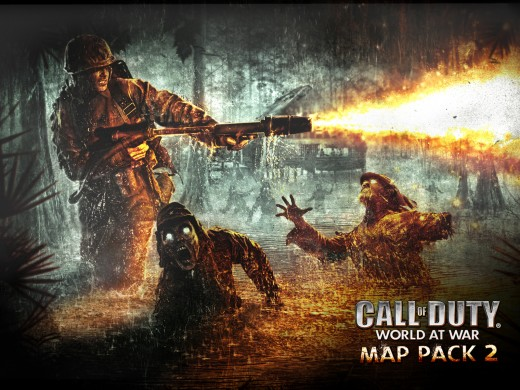 (cc image, Wiki - Fandom) - Call of Duty: World at War 2 Seems Unlikely, But it Wouldn't Be the Worst Game Imaginable
