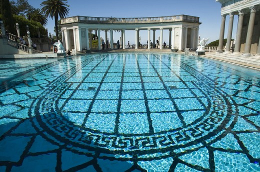 This is quite the pool; just think of all the more useful things this money could have bought!
