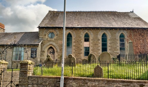 Salem Baptist Chapel, Hay-on-Wye