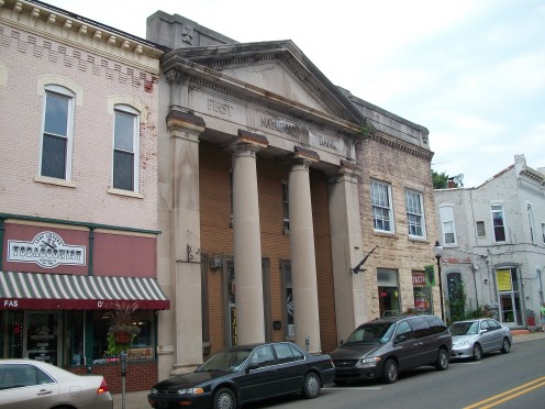 Former First National Bank Building, Lake Street, North East, Pennsylvania