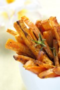 Rosemary and Olive Oil Sweet Potato Fries
