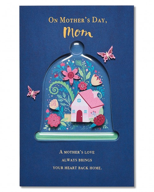 Don't forget to greet your Mother a happy Mother's Day. You can give her a card with a special message or poem alongside various other gifts