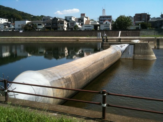 The Inagawa River