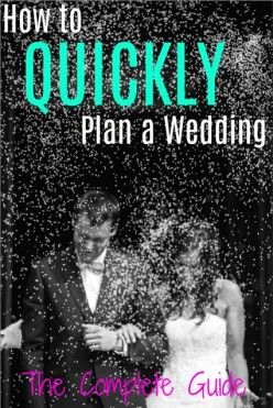 Quick Wedding Planning: A Step by Step Guide