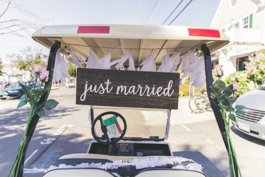 All the planning will be worth it when you get to ride off into the sunset with your life partner.