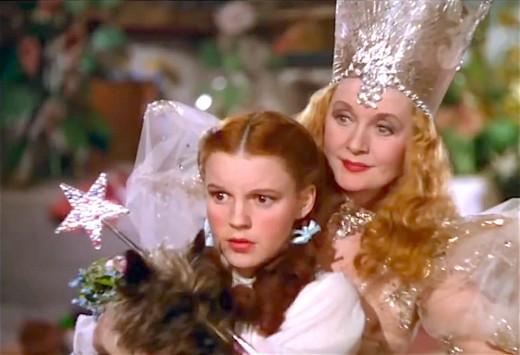 Billie Burke--Glinda The Good Witch