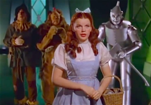 Wizard of oz dorothy sex