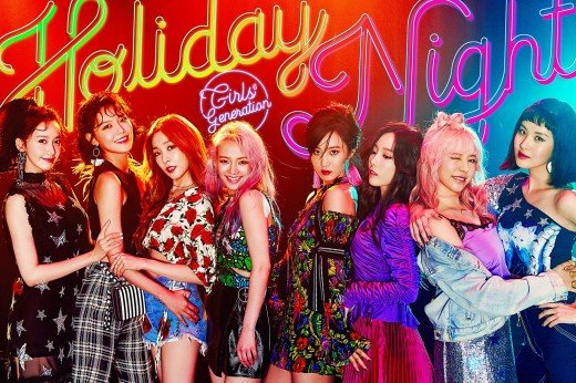Girls' Generation 'Holiday Night' picture