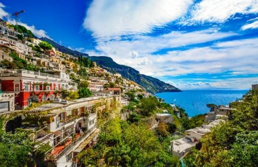 Praiano, Amalfi