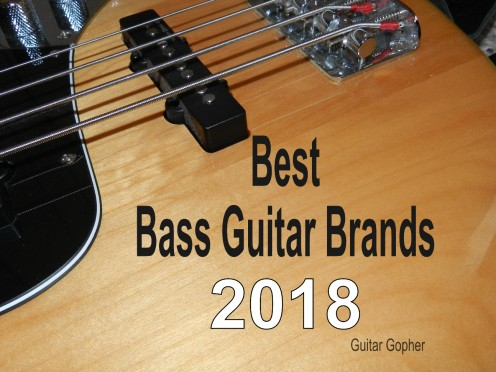Best Bass Guitar Brands 2018