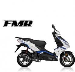 Lexmoto FMR 50 Review