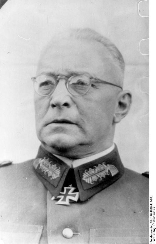 General Franz Böhme