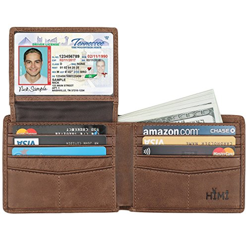 A wallet is a good gift choice for your dad especially if his is already old and in need of replacement. If you get him one that comes with an ID window, you can add a family picture before wrapping up the present.