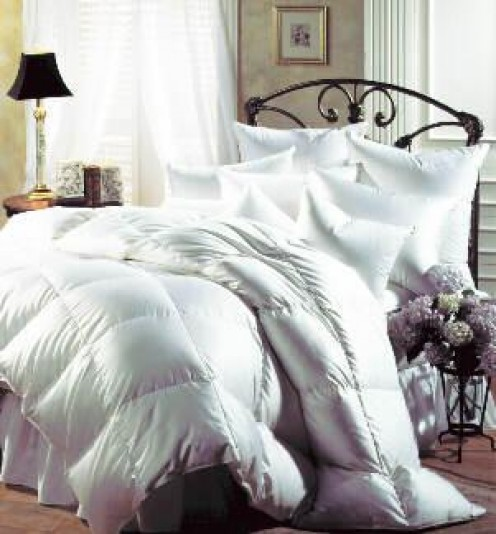 How to Wash a Down Comforter or Duvet