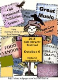 Fall Harvest Festival In Pendleton SC