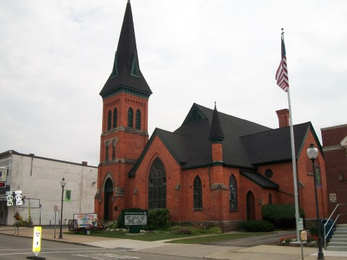 First Presbyterian Church, North East, Pennsylvania
