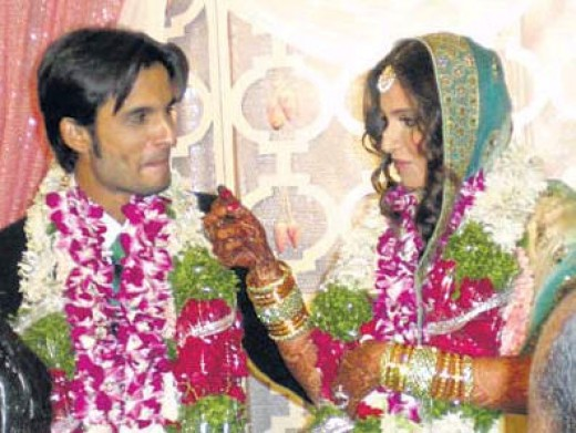 Sania getting engaged
