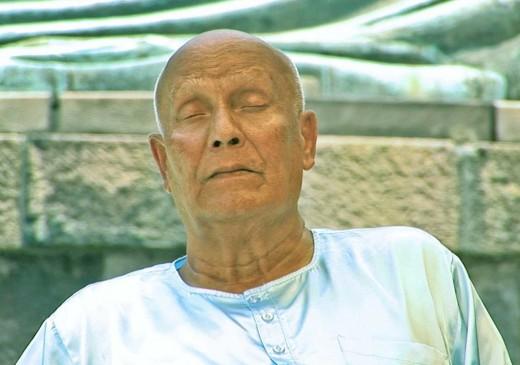 Sri Chinmoy, the poet Manatita's Beloved and Guru