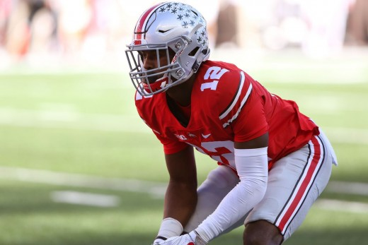 Denzel Ward, CB, Ohio State
