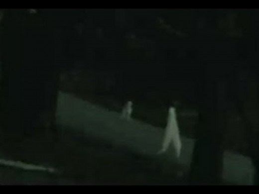 Still from video footage