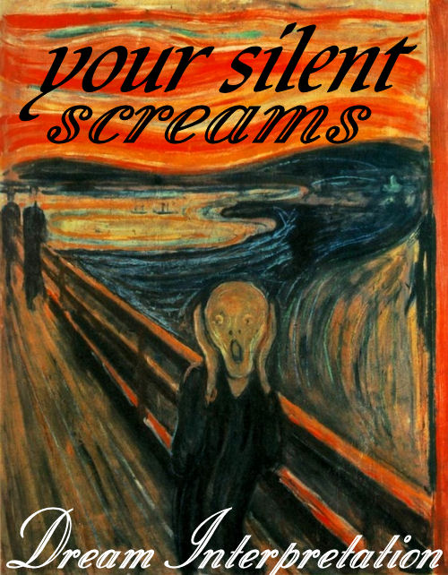 Edvard Munch Screaming Terror