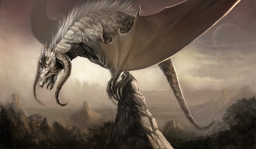Dragon deities were connected with all four elements and also the underworld.
