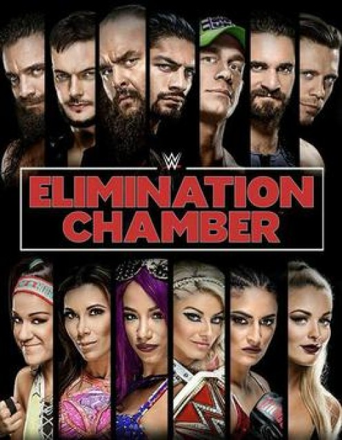 WWE Elimination Chamber '18 Review