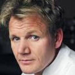 English Chef Gordon Ramsay