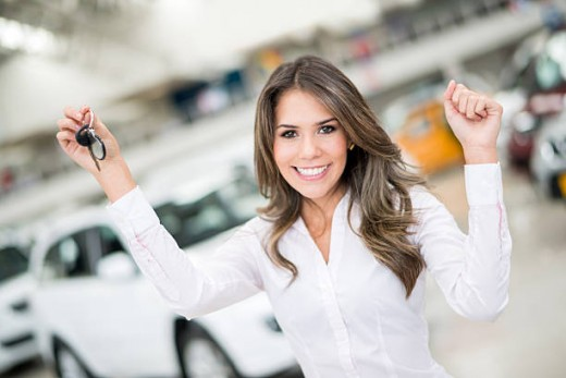 Receiving your car keys after negotiating a deal is exhilarating
